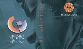 Premio Cultura di Gestione 2011  VI Edizione
