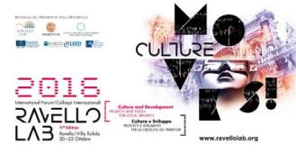 Cultura e Sviluppo: XI edizione di Ravello Lab