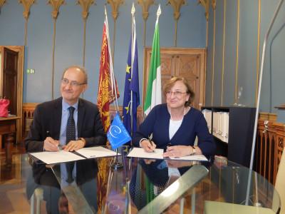 Federculture e Consiglio d'Europa firmano un accordo nazionale per la promozione dei principi della Convenzione di Faro