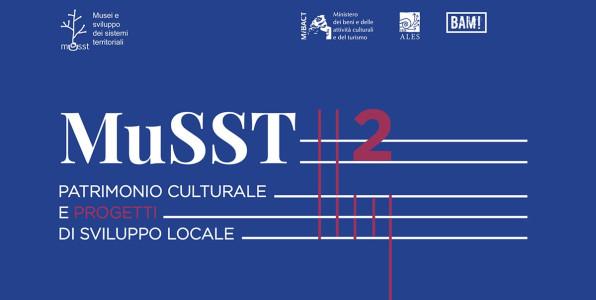 """MuSST #2 """"Patrimonio culturale e progetti di sviluppo locale"""" on line l'ebook e le linee guida"""
