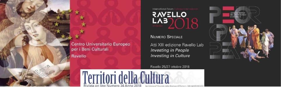 Territori della Cultura – speciale Ravello LAB 2018