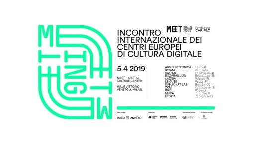 MEETing primo incontro internazionale dei centri di cultura digitale