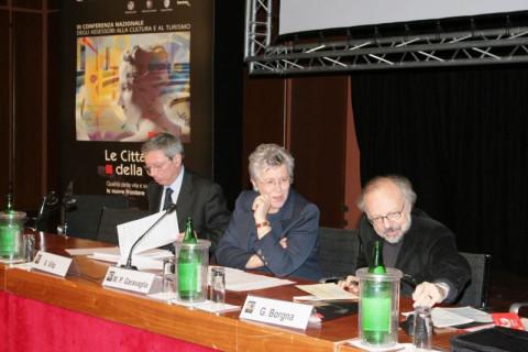 Conf. Naz. Assessori alla Cultura - Roma 2005