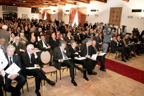 Conferenza Naz. Assessori alla Cultura - Bari 2007