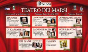 ATAM Associazione Teatrale Abbruzese e Molisana