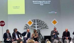 Presentazione Rapp. Annuale - Roma - Maxxi 2012