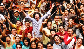 Maestro Dudamel e la sua orchestra (2)