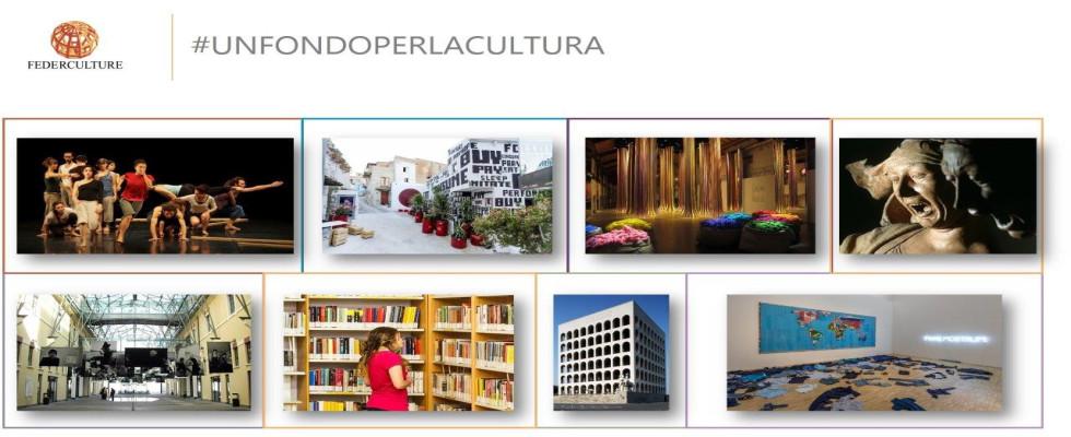 Firmato il decreto attuativo del Fondo Cultura promosso da Federculture