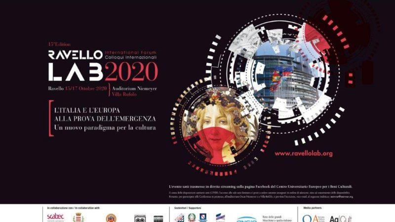 Banner Ravello Lab 2020